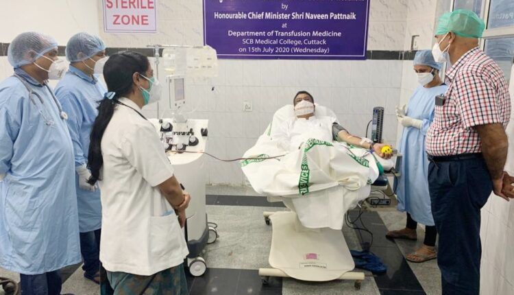 Dharmendra plasma donation