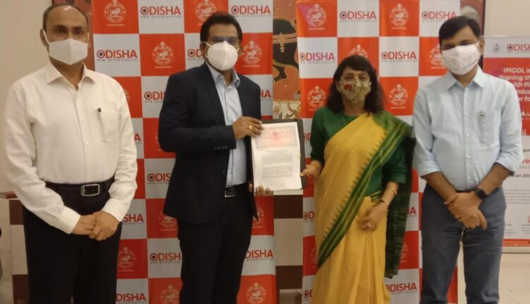 FICCI_Odisha govt_mOU