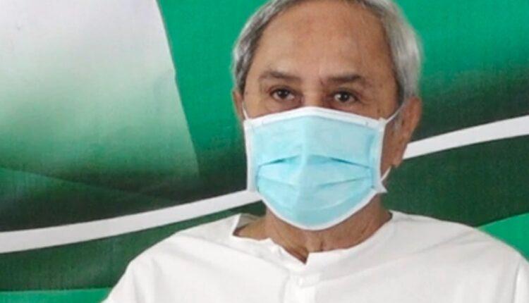 Naveen Patnaik at poll rally 1