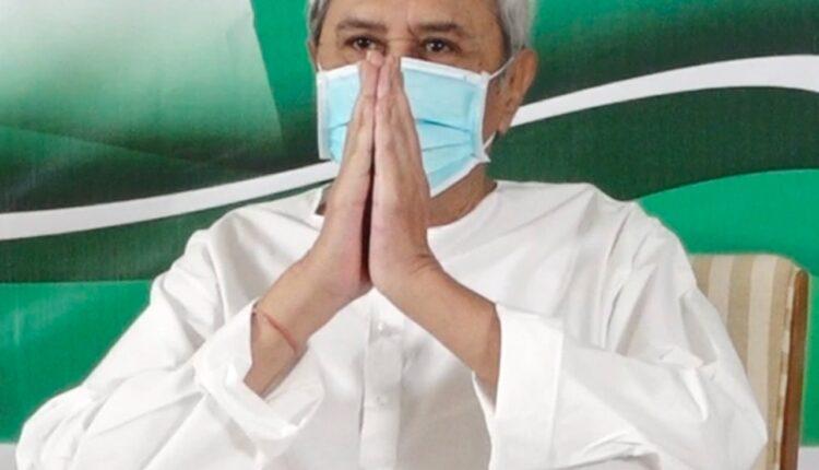 Naveen Patnaik at poll rally