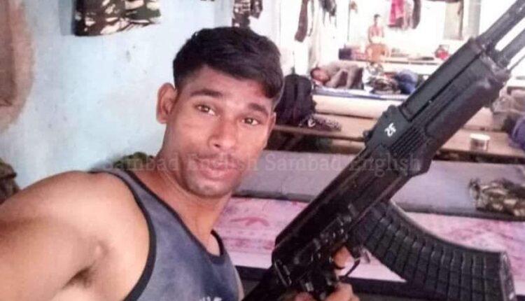Odia CRPF jawan's suicide