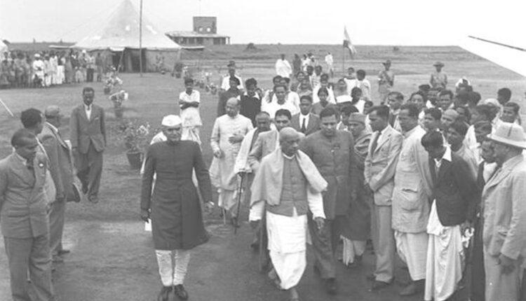 Odisha visit 1948
