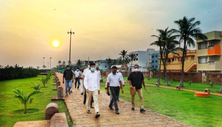 Pandian in Puri
