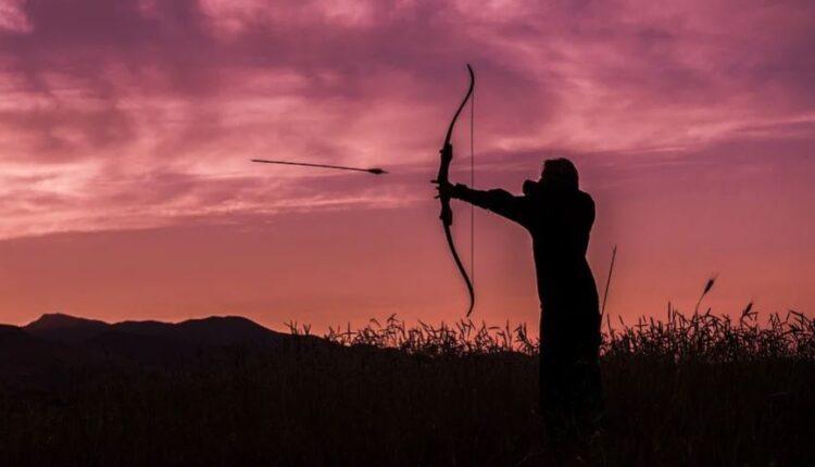 arrow shot