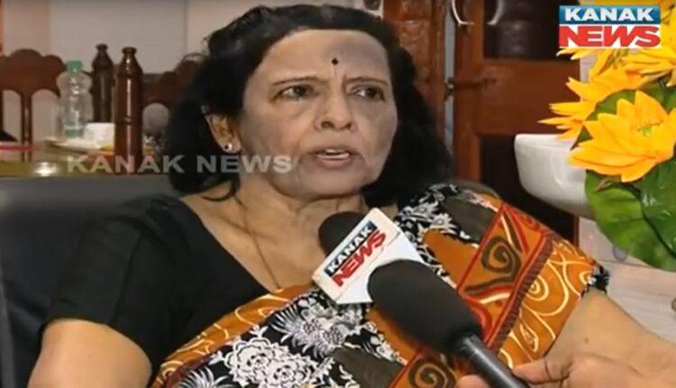 first woman collector-odisha