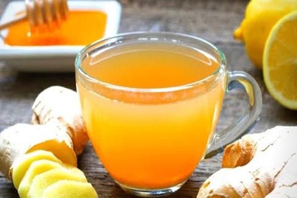 ginger-honey-lemon-drink