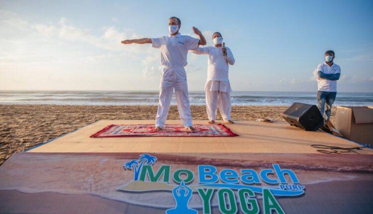 mo beach yoga