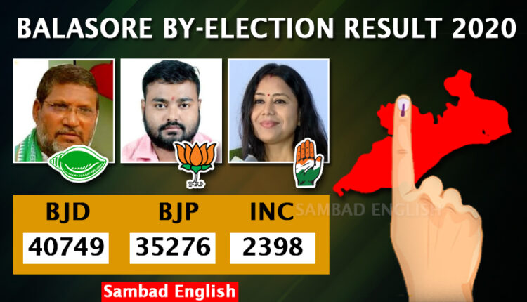Baleswar By Election 2