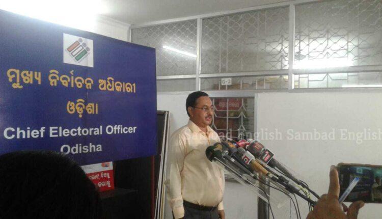 CEO, Odisha