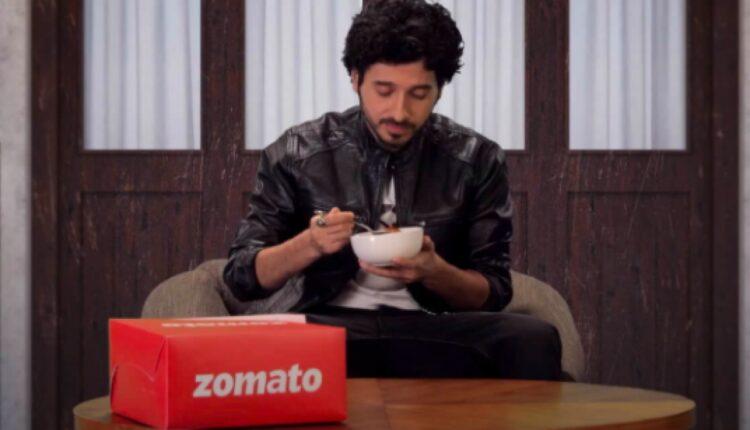 zomato menu