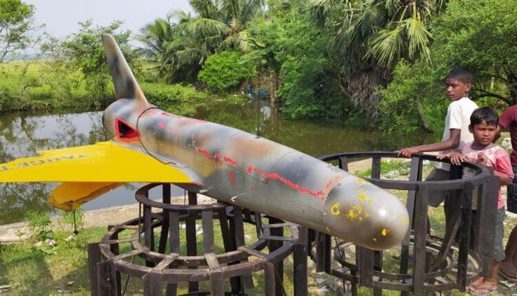 missile like
