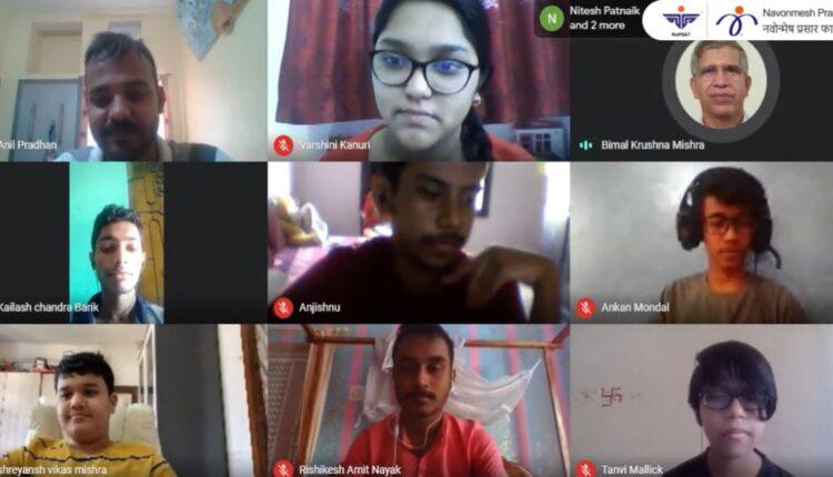 odisha nasa team