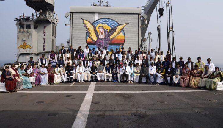 Day at Sea_Odisha MLAs
