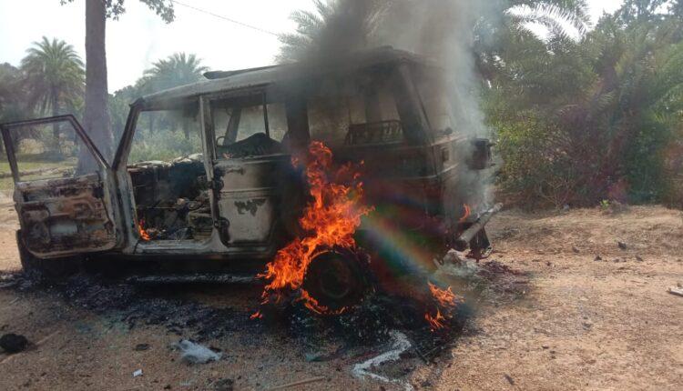 Maoists kill contractor