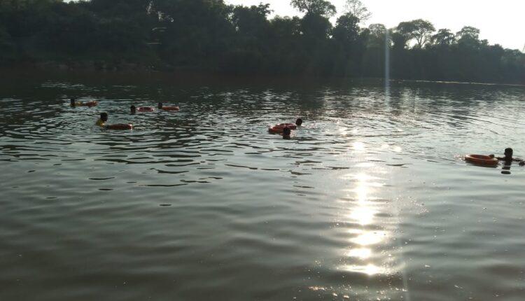 drowning in Koel river