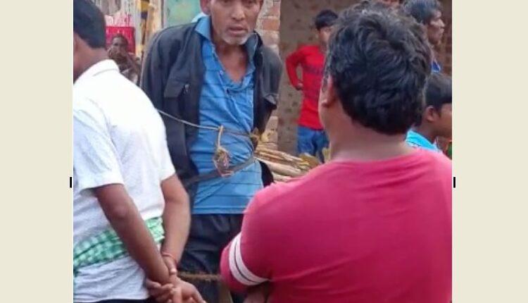 elderly man raped minor girl