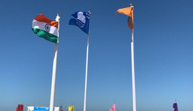puri blue flag beach