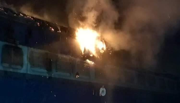 youth burnt_train_paralakhemundi