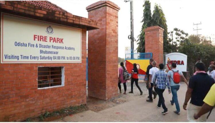 Fire Park_bhubaneswar