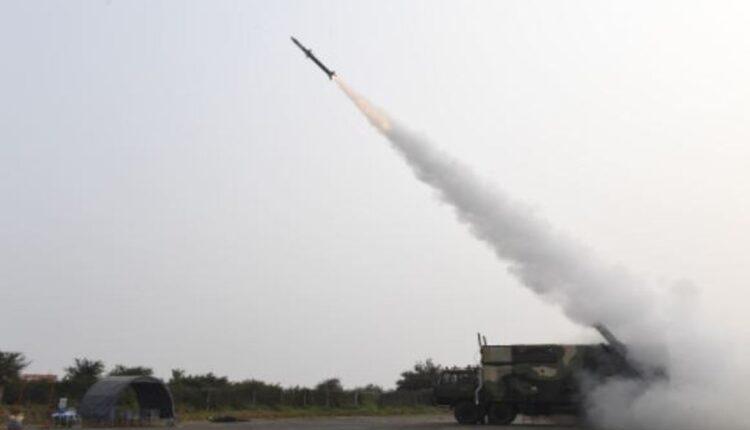 akash NG missile 1