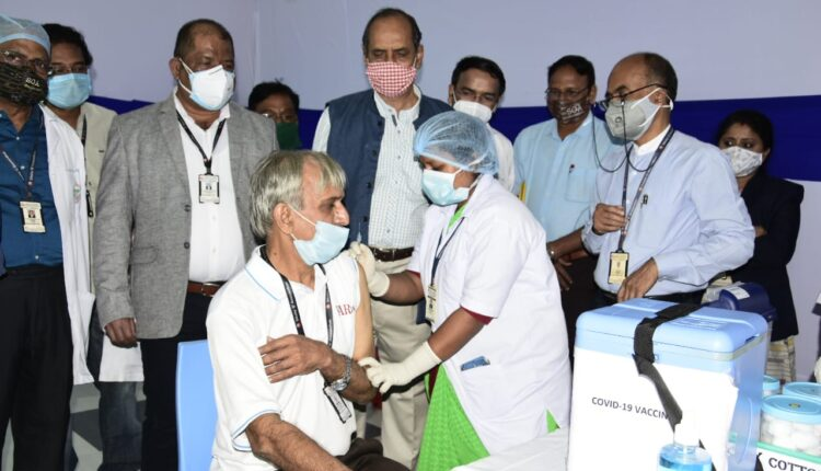dr ashok mohapatra