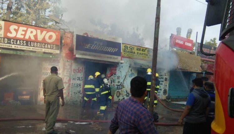 fire mishap_bhubaneswar