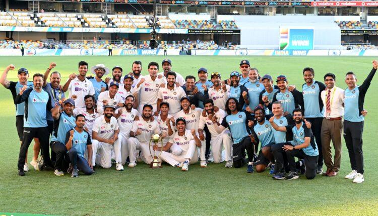 india's Gabba win 1
