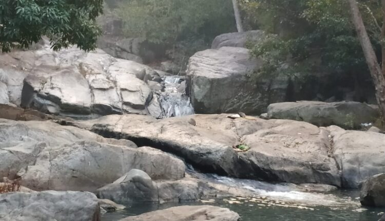 kumbhijhar waterfall