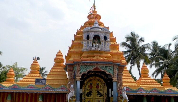 tarini temple