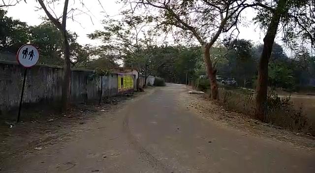 containment zone (Khanduali village)