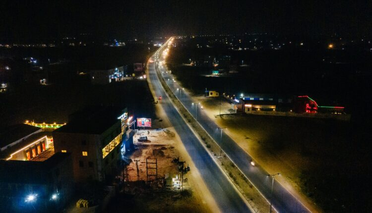 Cuttack-Puri bypass road