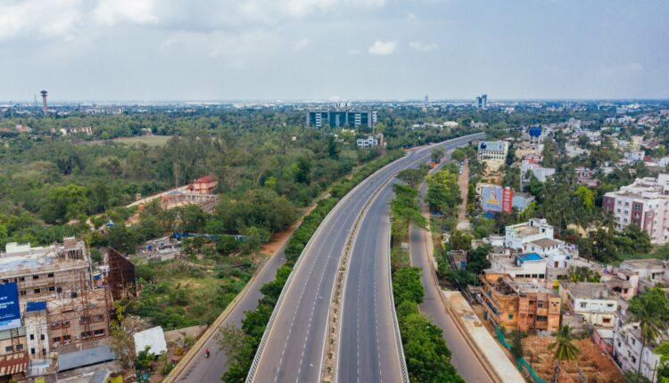 Bhubaneswar road