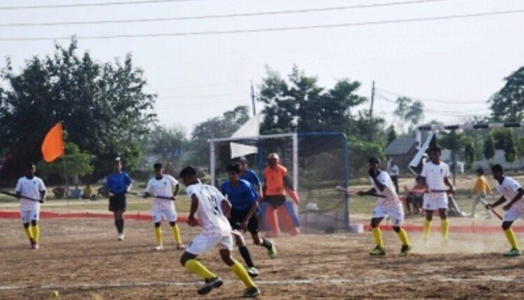 Odisha hockey