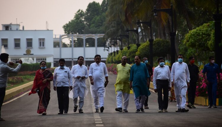 BJP legislature party