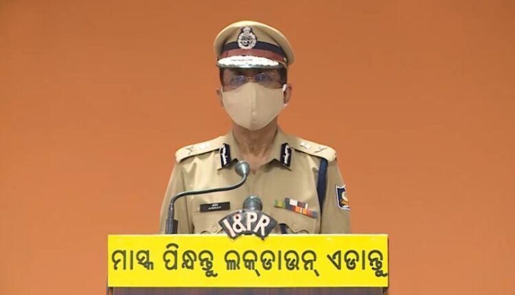 DGP Odisha Abhay