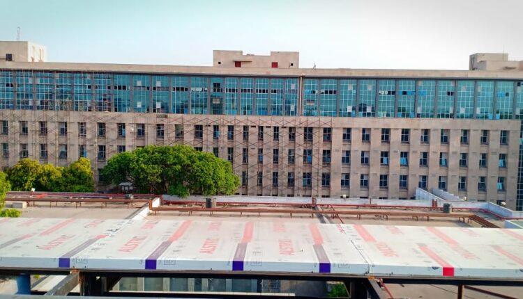 MCL COVID hospital