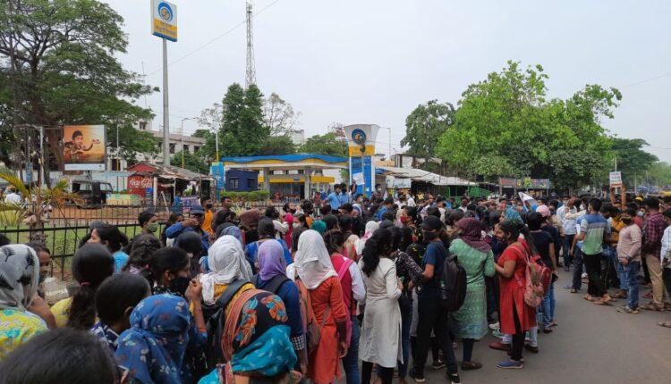 Utkal University protest
