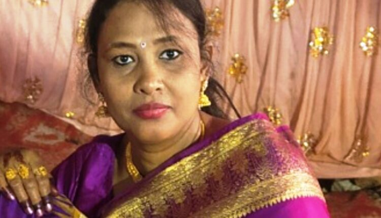 manjulata biswal