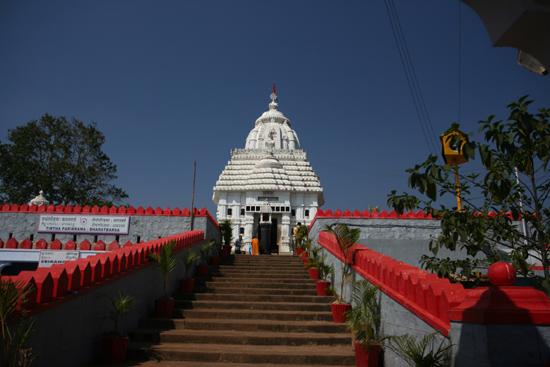 temples koraput