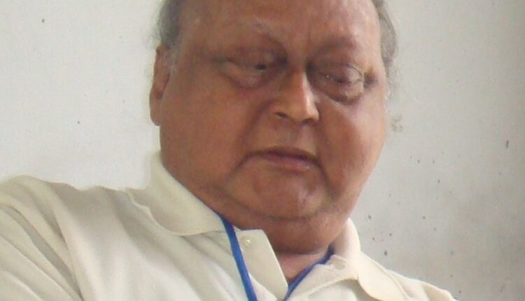 English Poet Jayanta Mohapatra