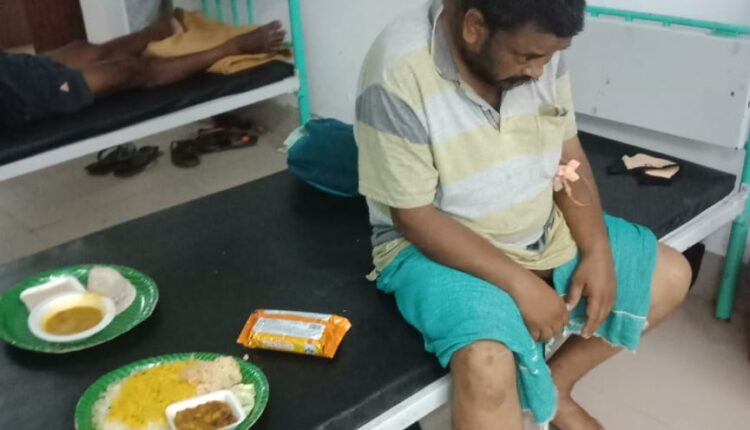 covid patient at hospital 2