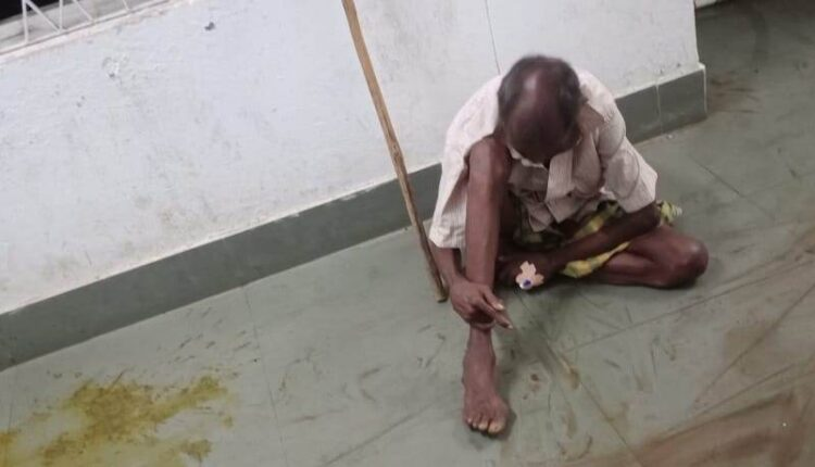 covid patient at hospital 3