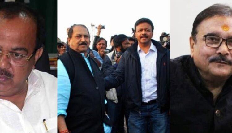 Subrata Mukherjee,Firhad Hakim, Sovon Chattopadhyay, Madan Mitra
