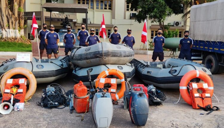 indian navy team