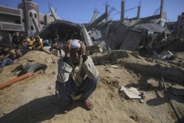 israeli-palentinian-hostilities