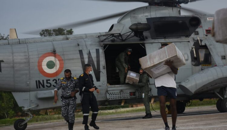 navy relief