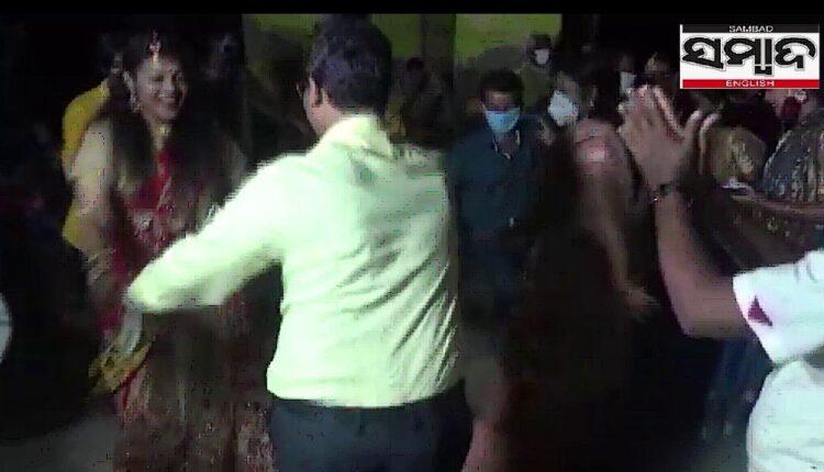 sukinda tahsildar dance