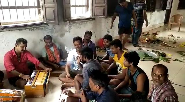 Jharapada Jail viral video