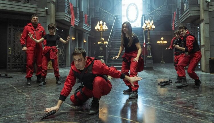 Money Heist Part 5: First official images released