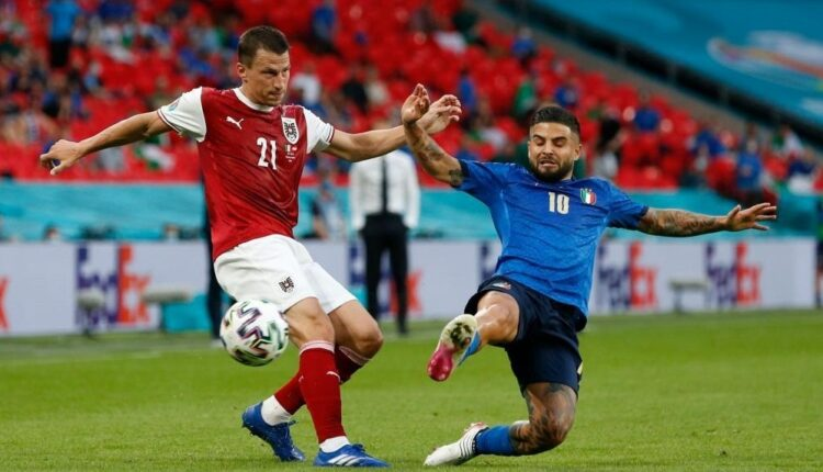 Euro 2020: Italy see off Austria 2-1 in extra time to reach quarterfinals.